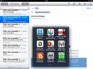 screenshot Open met