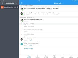 screenshot Flow